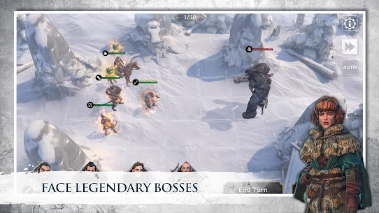 Game of Thrones Beyond the Wall Apk Mod +OBB/Data with [Unlimited Resources] 6