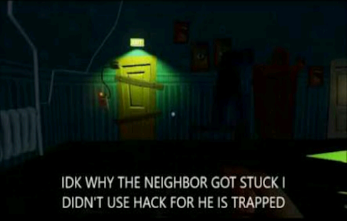 Strategy for Hello Neighbor Apk Game 1 0 (Books & Reference