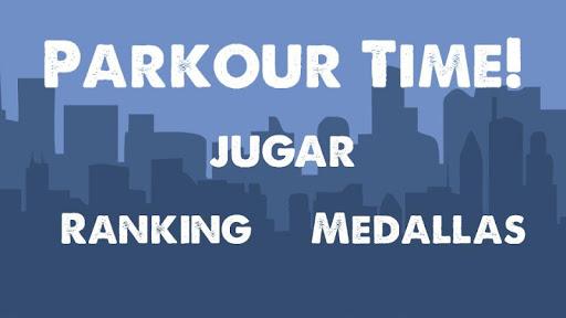 Parkour Time