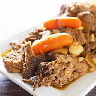Rump Roast With Potatoes And Carrots Recipes.