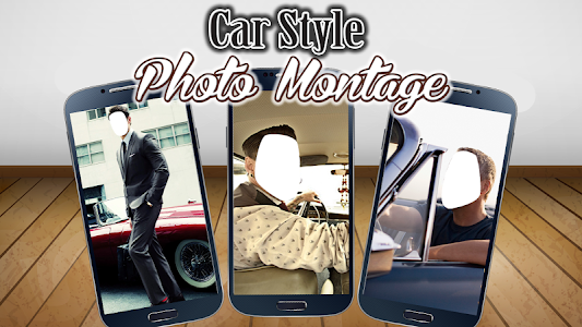Car Styles Photo Editor screenshot 0