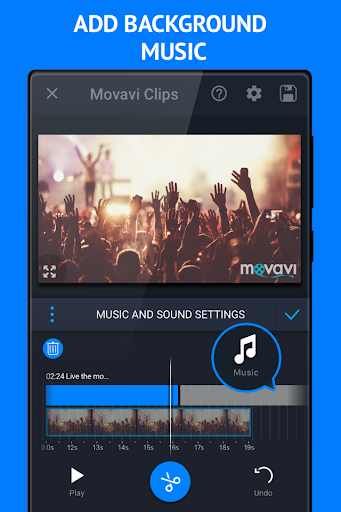 Video Editor Movavi Clips Preview 2