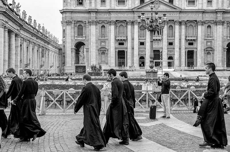 Vaticano street di Diana Cimino Cocco
