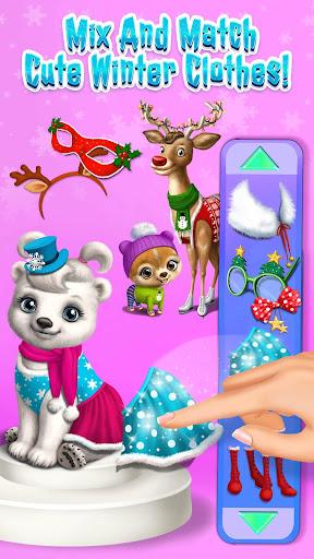 Christmas Animal Hair Salon 2 3.0.30001 screenshots 6