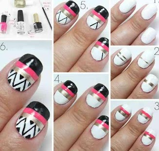 Diy nail art design ideas android apps on google play diy nail art design ideas screenshot thumbnail prinsesfo Gallery
