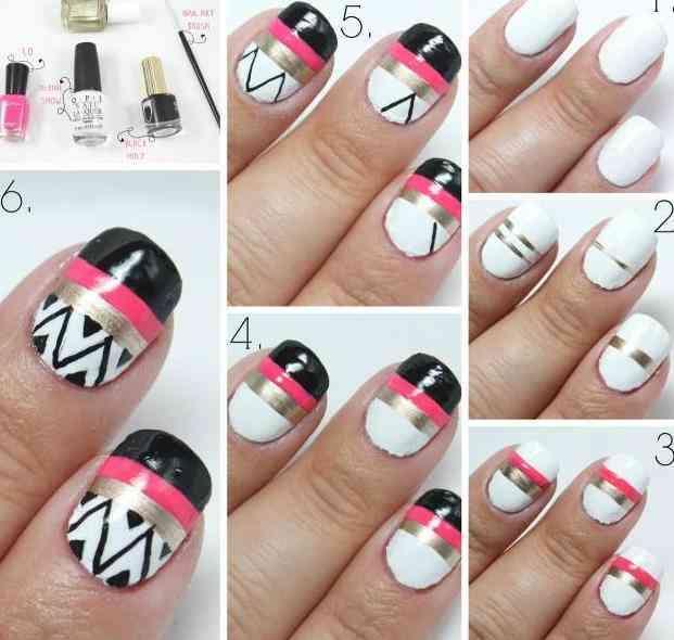 DIY Nail Art Design Ideas - Izinhlelo ze-Android ku-Google Play
