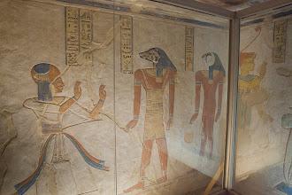 Photo: QV44 Tomb of Khaemwaset,