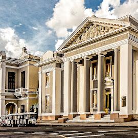 Colegio by Richard Michael Lingo - Buildings & Architecture Public & Historical ( public, buildings, historical, architecture, cuba )