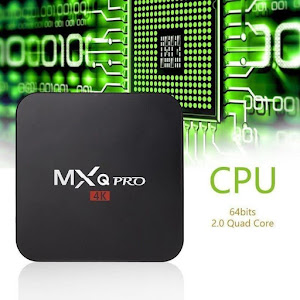 Mini PC Android Media Player MXQ PRO UltraHD 4K