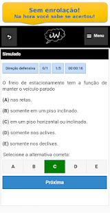 Provas CNH/DETRAN (Simulado + Placas) - náhled