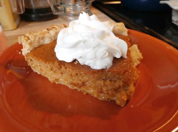 My Sweet Potato Pie Recipe