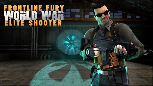 Counter Frontline Fury: World War Elite Strike apk screenshot