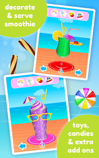 Smoothie Maker - Cooking Games apkpoly screenshots 11