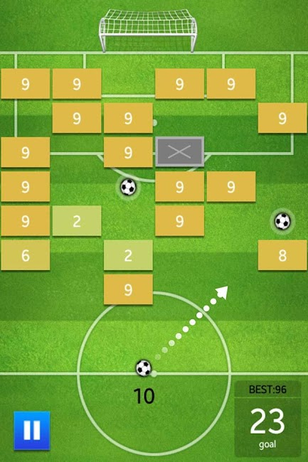 #2. Soccer Brick Game (Android)