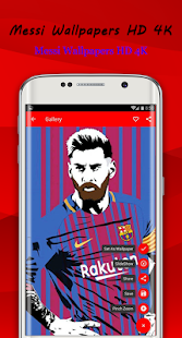 Messi Wallpapers 4K  HD - náhled