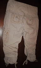 Photo: Old Navy lightweight pants that cinch and tie to capris. Stretch. Size XL and I have listed an identical pair in Camo print. $8.