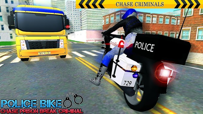 US Police Bike Chase Bitcoin Robber Android 7