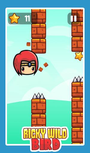 Code Triche Ricky Wild Bird apk mod screenshots 4