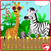 Hidden Objects in Zoo