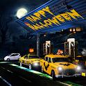 Halloween Carro Táxi Monstro icon