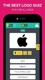 Guess the Logo: Ultimate Quiz Screenshot