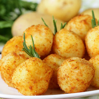 Mashed Potato Balls.