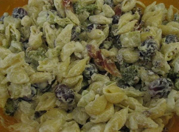 Broccoli Grape Harvest Salad Recipe