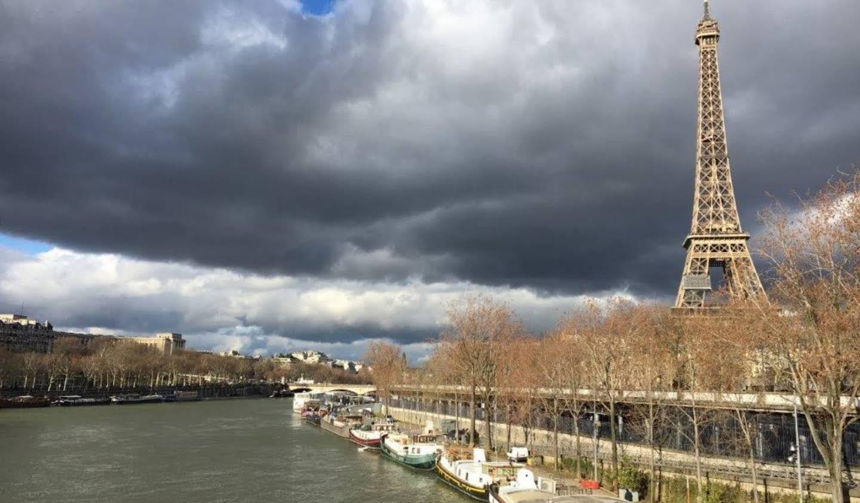 Péniche Paris 15ème
