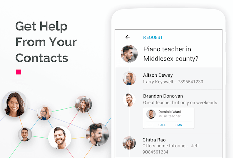 Rolo: Contact Manager & Personal Network Screenshot