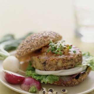 Vegetable Veggie Burgers.