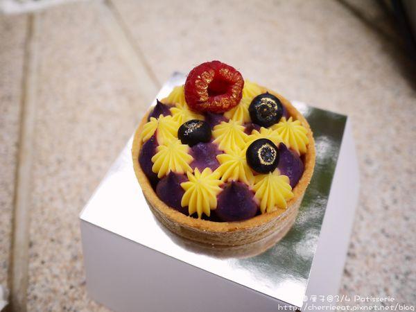四分之三法式甜點3/4 Pâtisserie-法式甜點。貴婦下午茶。姐妹淘聚會