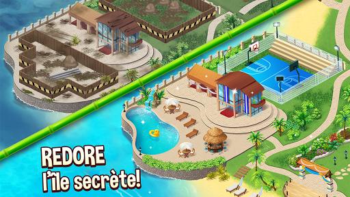 Télécharger Starside Resort de Célébrité apk mod screenshots 3