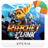 Xperia™ Ratchet & Clank Theme