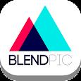 BlendPic:Blend photo icon