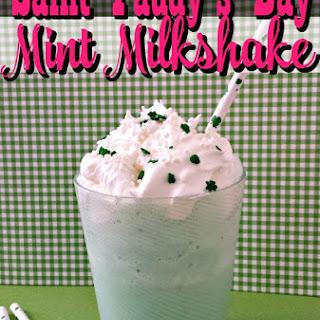 Mint Milkshake.