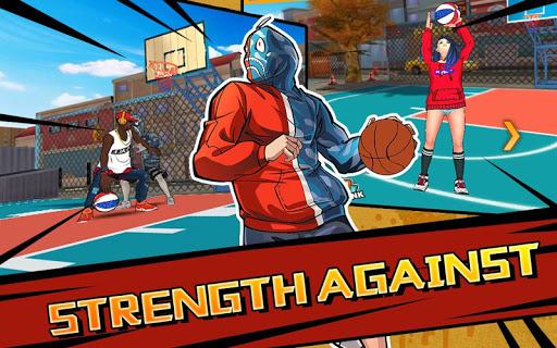 Street Dunk 3 x 3 Basketball uff082018 hello starsuff09 1.4.3.17 screenshots 1
