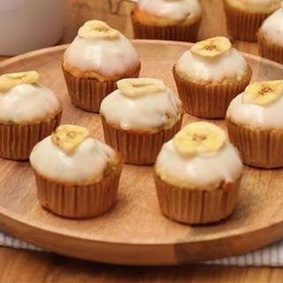 Easy Banana Muffins.