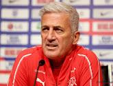 La Suisse a été inoffensive, Vladimir Petkovic est déçu