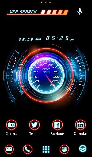 My Speed +HOME Theme 1.0.0 Windows u7528 1