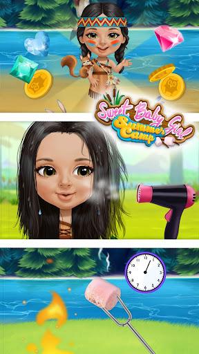 Sweet Baby Girl Summer Camp - Fun Kids Holidays 4.0.6 Cheat screenshots 7