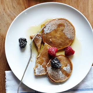 CHESTNUT & CHIA PANCAKES (Gluten-Free, Vegan) Recipe