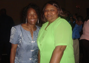 Photo: Aunt VK and great-aunt, Carol Jean