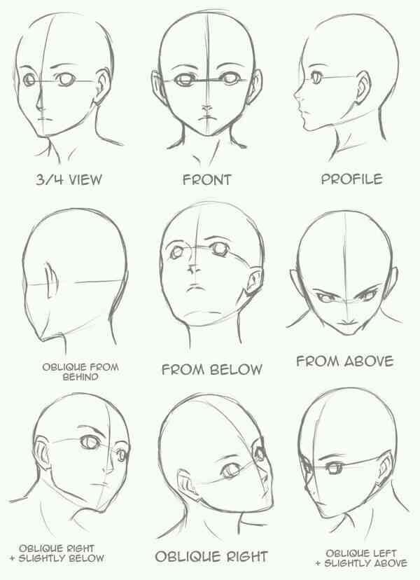 Anime Drawing Tutorials Screenshot