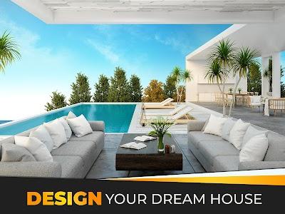 Home Design Dreams - Design My Dream House Games 1.4.5 (Mod Money)