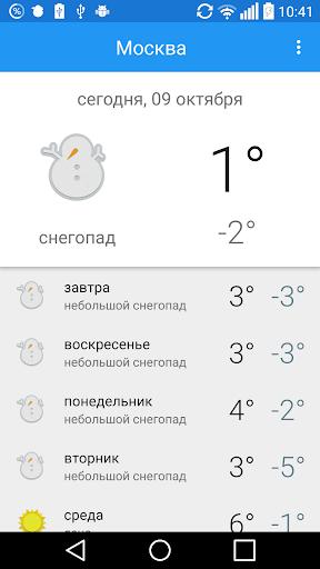 免費下載天氣APP|Погода в Москве app開箱文|APP開箱王