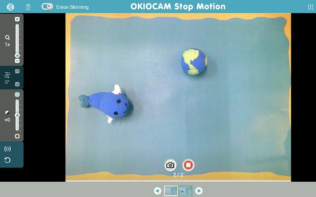 OKIOCAM Stop Motion