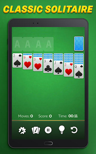 Solitaire Play u2013 Classic Klondike Patience Game screenshots 11