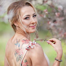 Wedding photographer Natalya Zarickaya (goodmood77). Photo of 29.03.2018