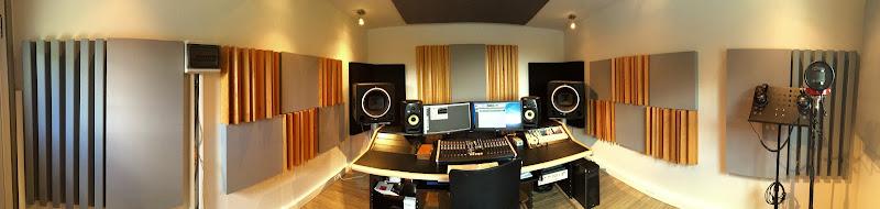 Nieuwe studio in Aalst