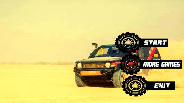 4x4 Monster Truck Extreme - screenshot